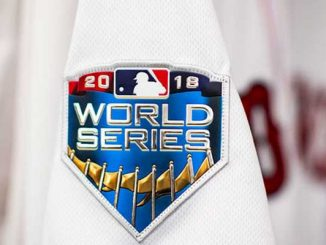 World Series 2018 patch